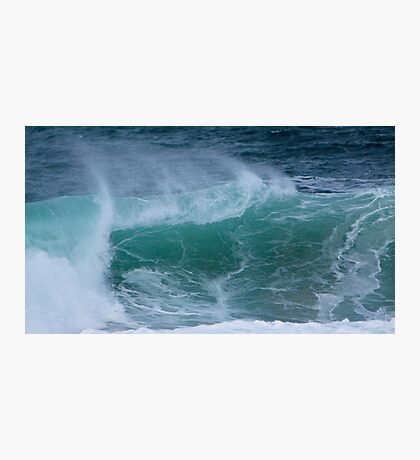 Wind & Waves Photographic Print