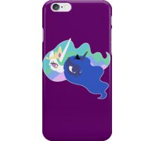 The Two Sisters iPhone Case/Skin