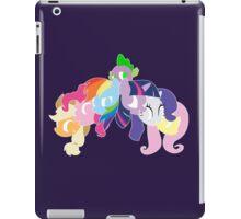 Mane Six & Spike iPad Case/Skin