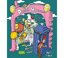 Doctor Whoville Photographic Print