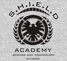 S.H.I.E.L.D Academy > Science and Technology Division by bananana