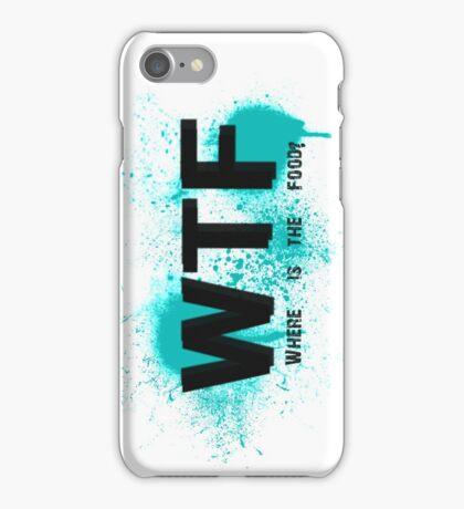 WTF iPhone Case/Skin