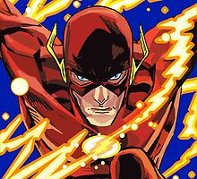 The Scarlet Speedster by SquareDog