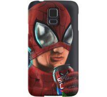 Spiderman - Spidey Cola Samsung Galaxy Case/Skin