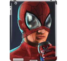 Spiderman - Spidey Cola iPad Case/Skin
