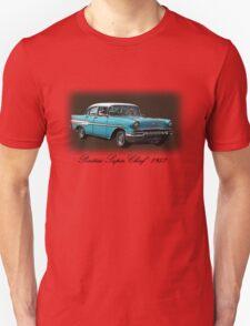 Pontiac Super Chief 1957 Unisex T-Shirt