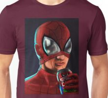 Spiderman - Spidey Cola Unisex T-Shirt