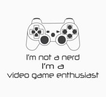 Video Game Enthusiast  by bitobots