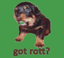 Got Rott? Kids Clothes