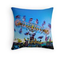 Carnival time! Throw Pillow