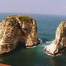 lebanon sea by nasir0200