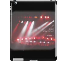 MAROON MUSIC - Sugar iPad Case/Skin