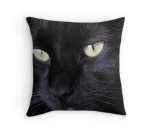 Feline Charisma Throw Pillow