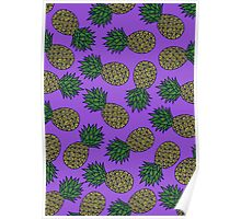 SUMMER EDITIONS - PINEAPPLE Poster