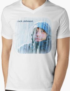 Jack Johnson Brushfire Fairytales Mens V-Neck T-Shirt