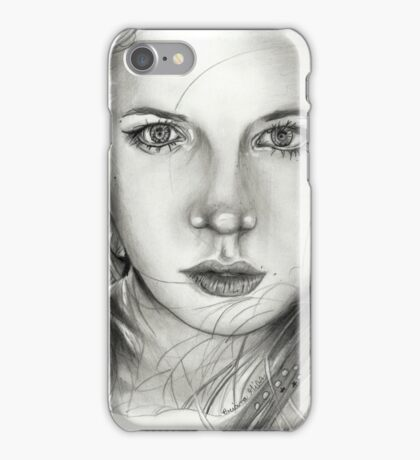 Come along, pond iPhone Case/Skin