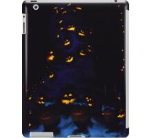 Haunted Holiday Mansion iPad Case/Skin