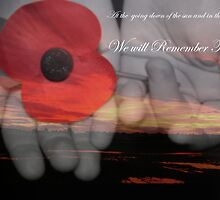 We Will Remember Them by Trevor Fellows