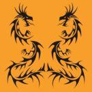 Dragon Dual by Sharon Stevens