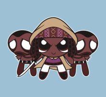 Powerpuff Michonne Kids Clothes