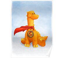 Super Dino Poster