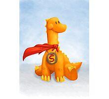 Super Dino Photographic Print