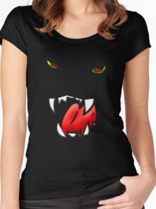 panther party Women's Fitted Scoop T-Shirt