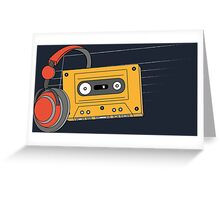 The Mixed Tape Greeting Card