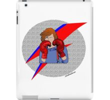 Bowie Boxing iPad Case/Skin