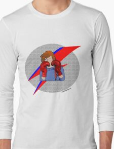 Bowie Boxing Long Sleeve T-Shirt