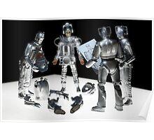 How many Cybermen... Poster