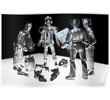 How many Cybermen... Poster