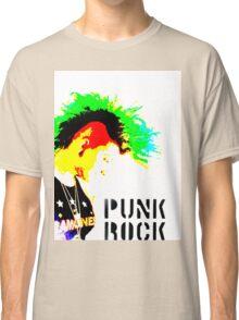 Punk Rock Mohawk Classic T-Shirt