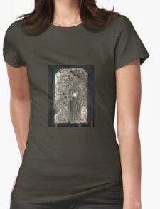 SALT SCULPTURE Womens Fitted T-Shirt