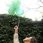 Green Essence #3 by whitelikeblack