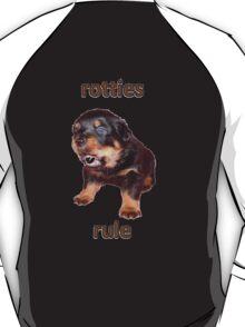 Rotties Rule T-Shirt