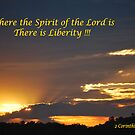 Where the Spirit of the Lord is !!! by Heabar