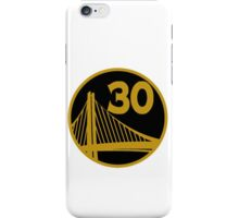 Stephen Curry Unique iPhone Case/Skin