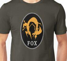 MGS - FOX Logo Unisex T-Shirt