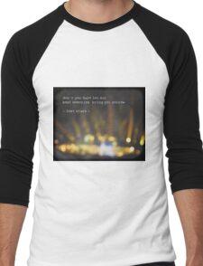 MAROON MUSIC - Lost Stars Men's Baseball ¾ T-Shirt