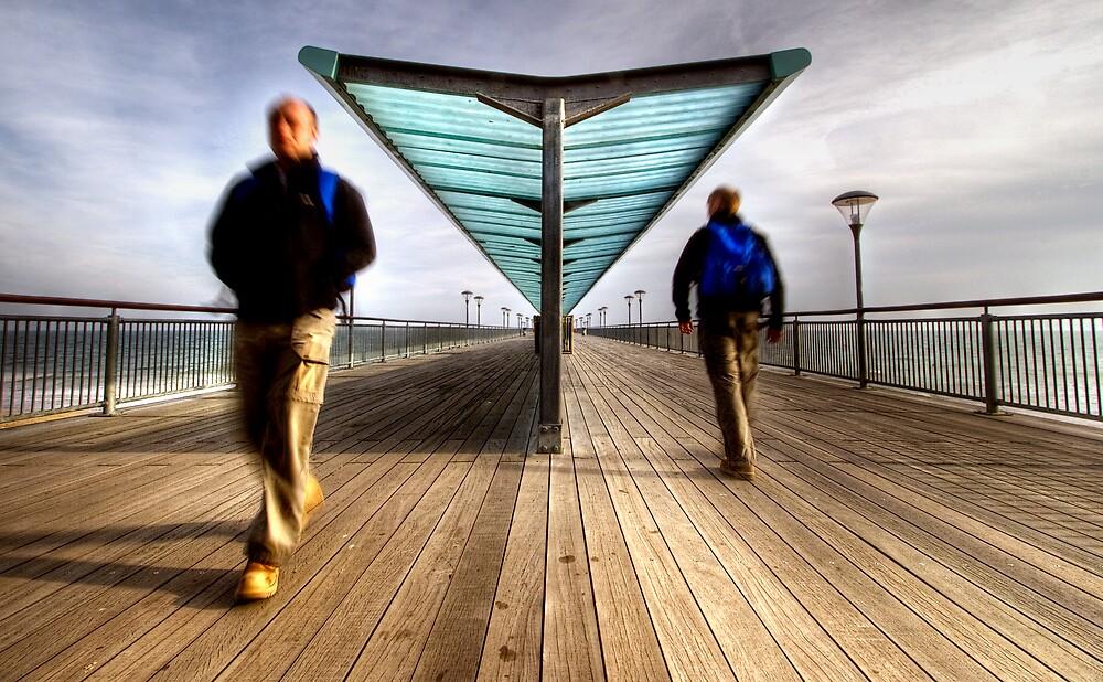 Boscombe Pier by igotmeacanon