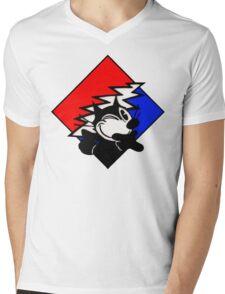 Steal your Cat Mens V-Neck T-Shirt