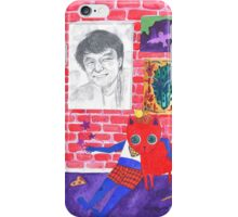 All I Need Is Jackie Chan and My Cat iPhone Case/Skin