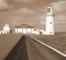 Loop Head Lighthouse by John Quinn