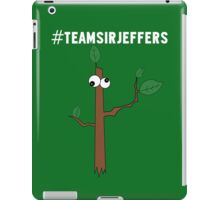 #TEAMSIRJEFFERS iPad Case/Skin