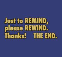 be kind rewind  by owlcoholik