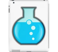 Cartoon Science Beaker iPad Case/Skin