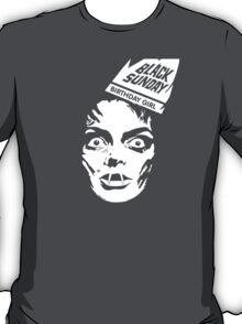 """Black Sunday """"Birthday Girl"""" T-Shirt"""