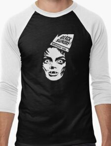 "Black Sunday ""Birthday Girl"" Men's Baseball ¾ T-Shirt"