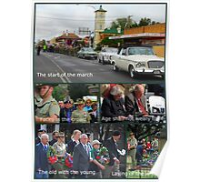 Anzac day - Cootamundra 2009 Poster
